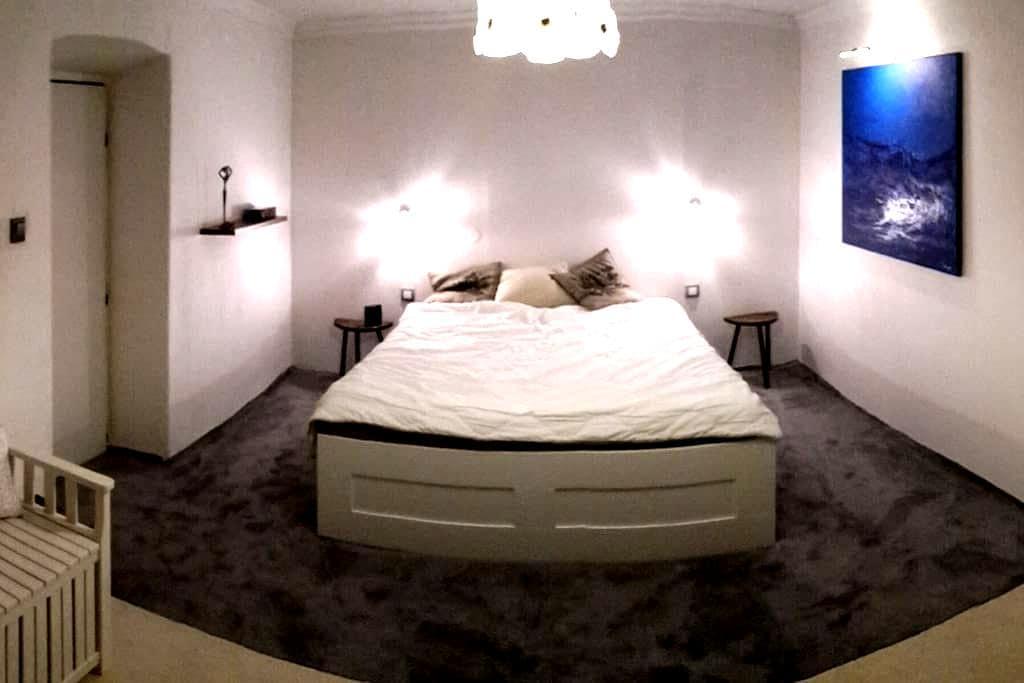 Cosy bedroom in historical house - Brandýs nad Labem-Stará Boleslav