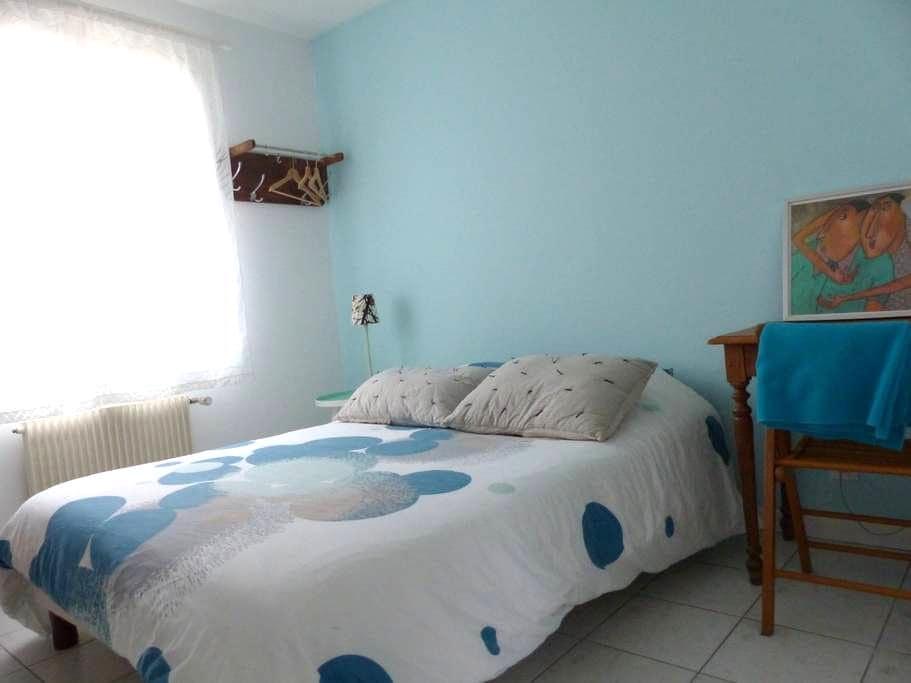 Studio confortable avec terrasse - Saint-Aignan-Grandlieu - Hus