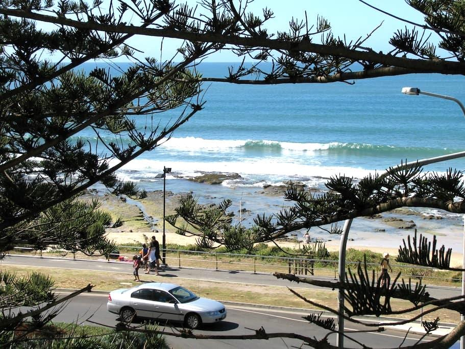 Absolute beachfront -Stunning Views - Mooloolaba - 公寓