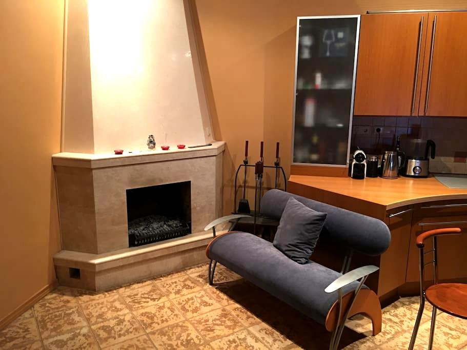 Nice and cozy room in apartment - Riga - Flat