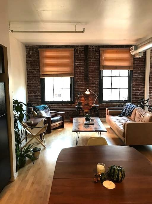 Spacious, Pearl District Studio - Portland - Apartamento