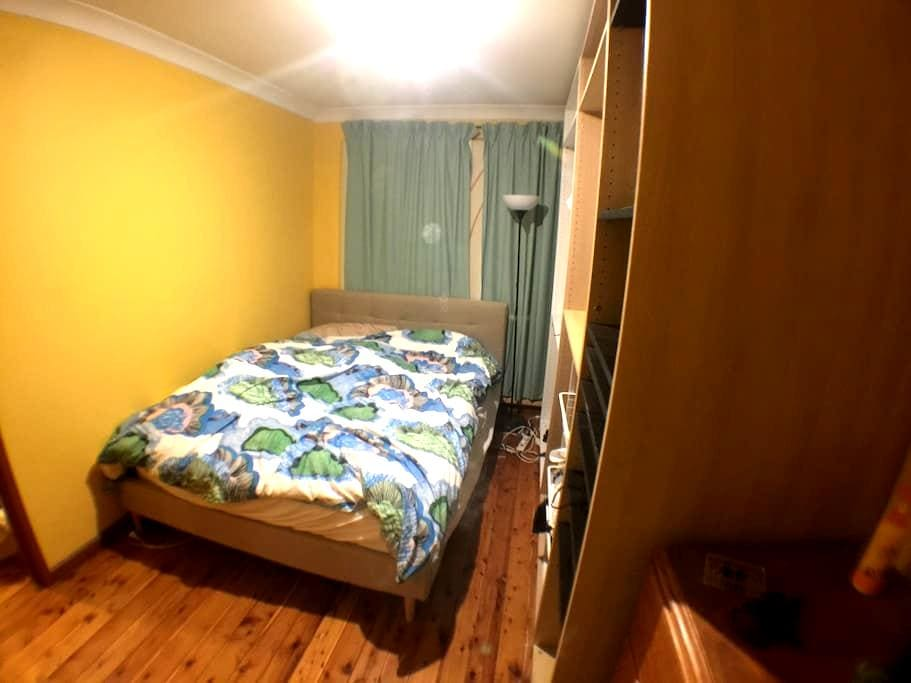 Private room with double bed - Beverly Hills - Haus