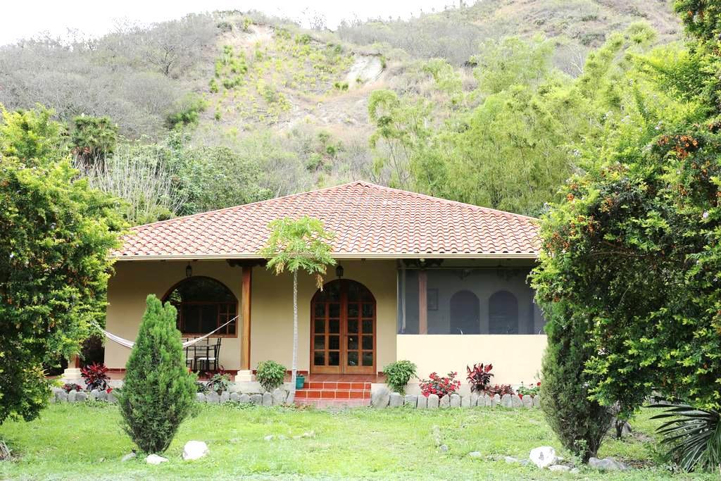 The Garden House - Vilcabamba - Huis