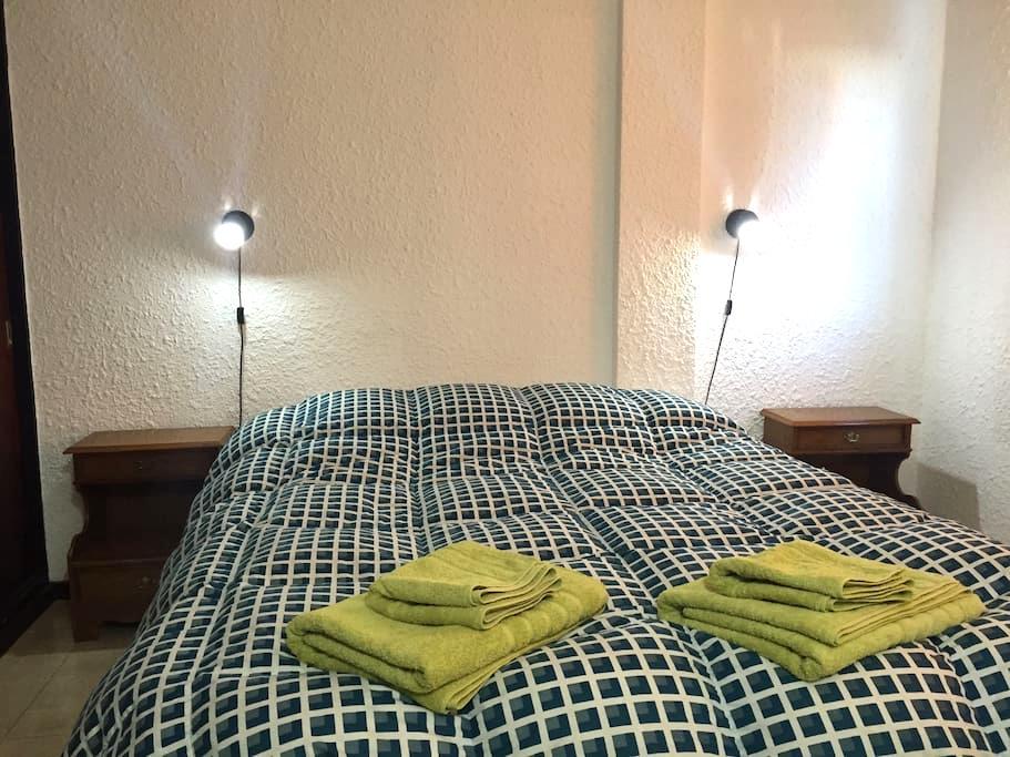 DEPTO_AV.SAN MARTIN_CENTRO USHUAIA - Ushuaia - Apartamento