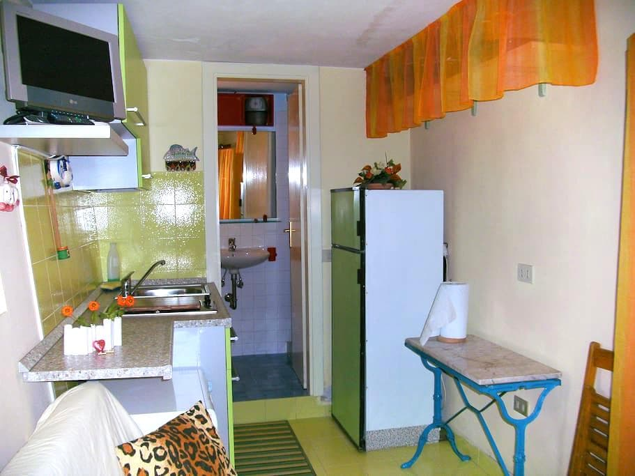 Independent Cozy Room for 2 guests - Spoleto - Rumah