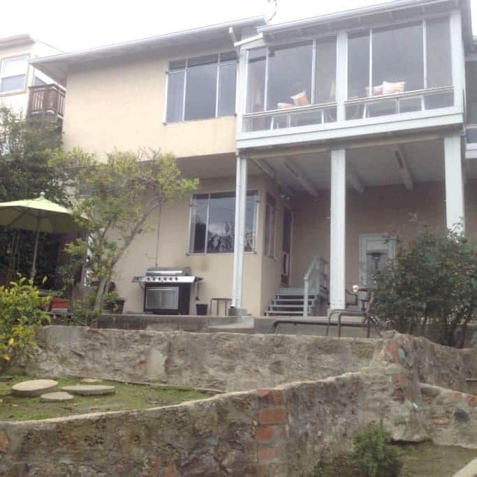 The Downstairs Suite: 500 sq. ft. - Millbrae - House