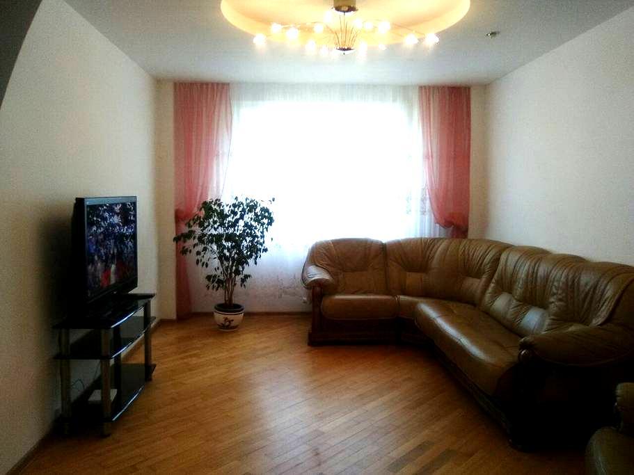 Уютная 3-х комнатная квартира пр-т Клецкова - Hrodna