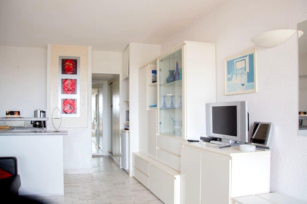 Appartement en coursive Port Nature 5 - Agde - Apartment