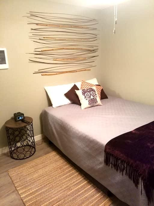 Comfy, newly renovated private room - San Diego - Apartment