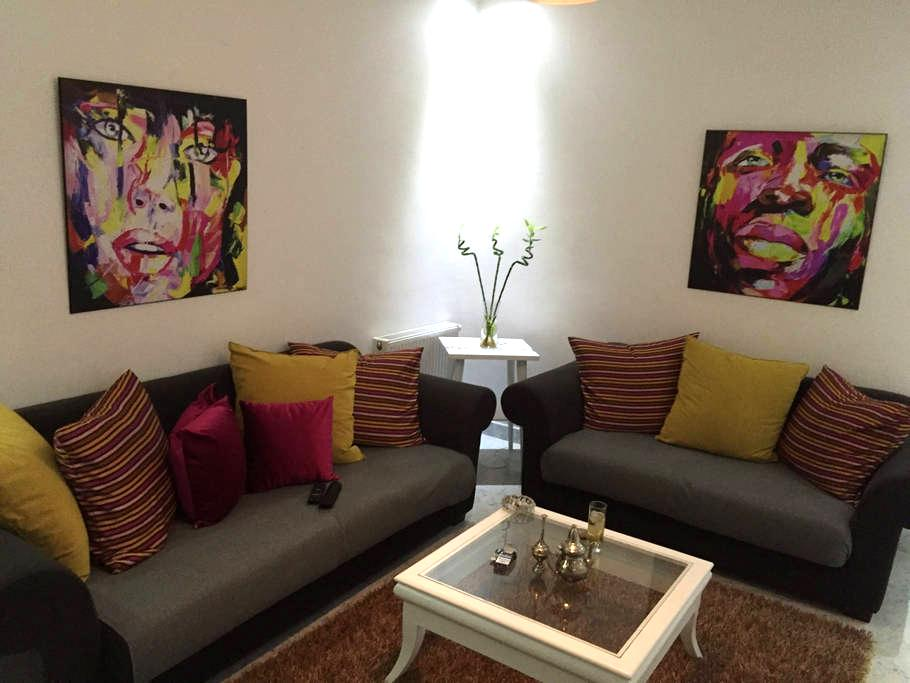 Prestigious and Charming Apartment - Tunis - Appartement