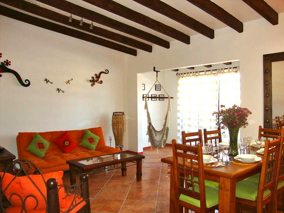 """Sotindi"" charming and welcoming - Oaxaca - Apartment"