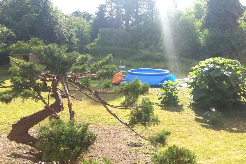 La maison de loulyne en Bayonnais - Bayon - Daire