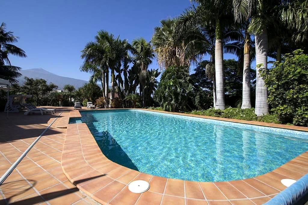 Villa Tres Deseos - La Orotava - Villa