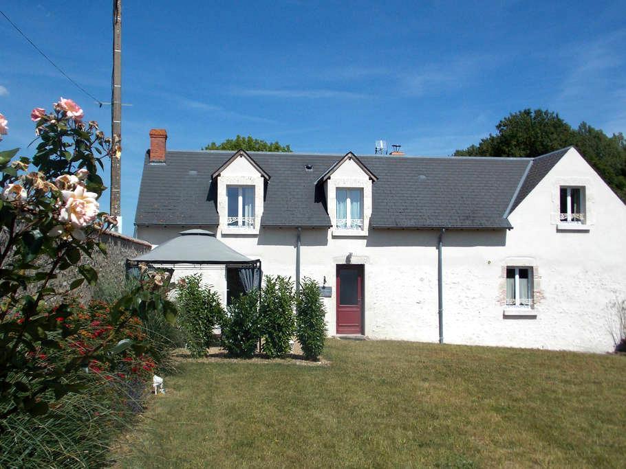 Chaleureuse grange Val de Loire Orléans Chambord - Cléry-Saint-André - Huis
