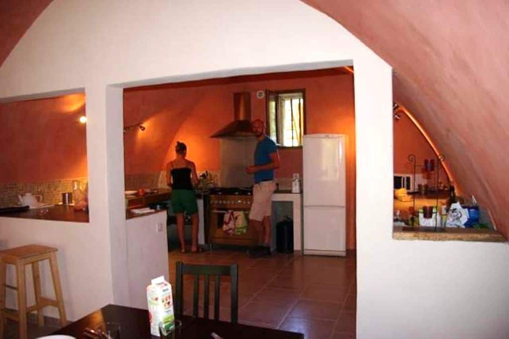 chambre dans une guest house - Castellane - Bed & Breakfast