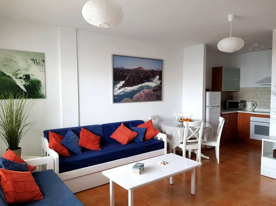 """Apartamento """"THAYLARA"""" a 20 metros de la playa - Teguise - Appartement"""