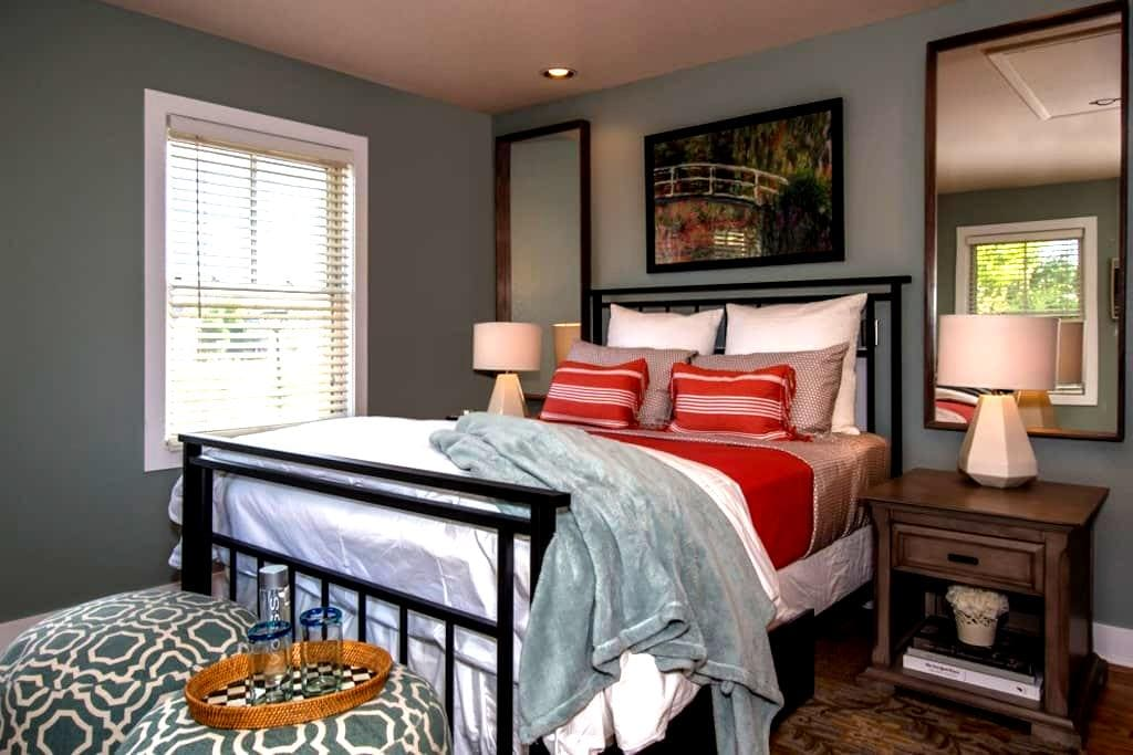 Charming Private Carriage House in Prospect - Longmont - Rumah Tamu