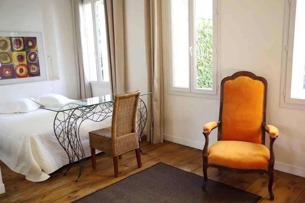 Chambre et douche indépendantes. - Bordeaux - Casa