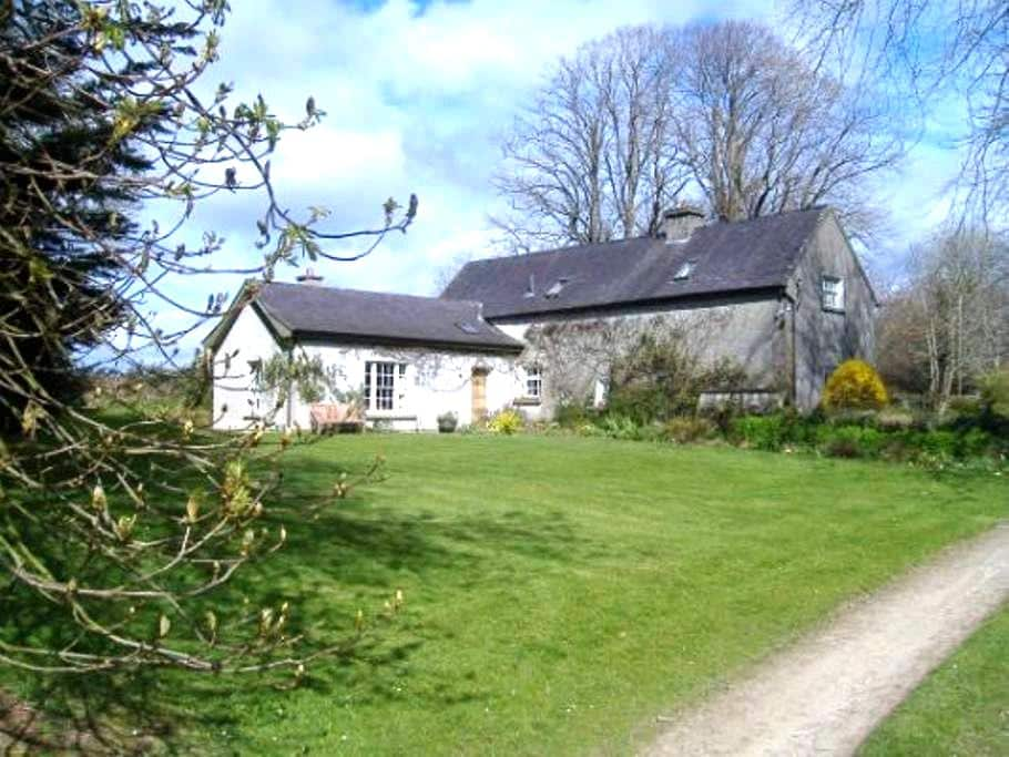 Traditional heritage farm house - Campile New Ross - Hus