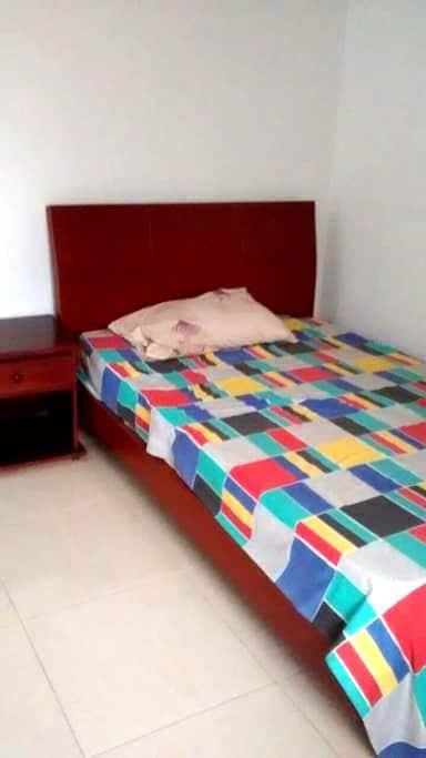 Apartamento Como en Casa - Valledupar - Flat