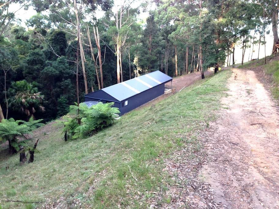 A Bush Getaway & retreat with views - Termeil - Overig