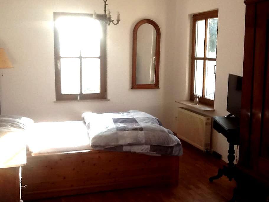 Doppelbettzimmer in Coburger Bestlage - Coburg - Talo