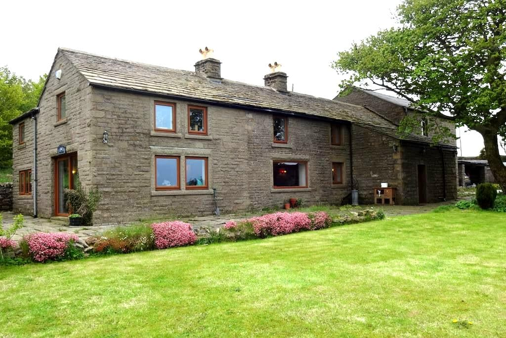 B & B Double on top of the world! - Chapel-en-le-Frith