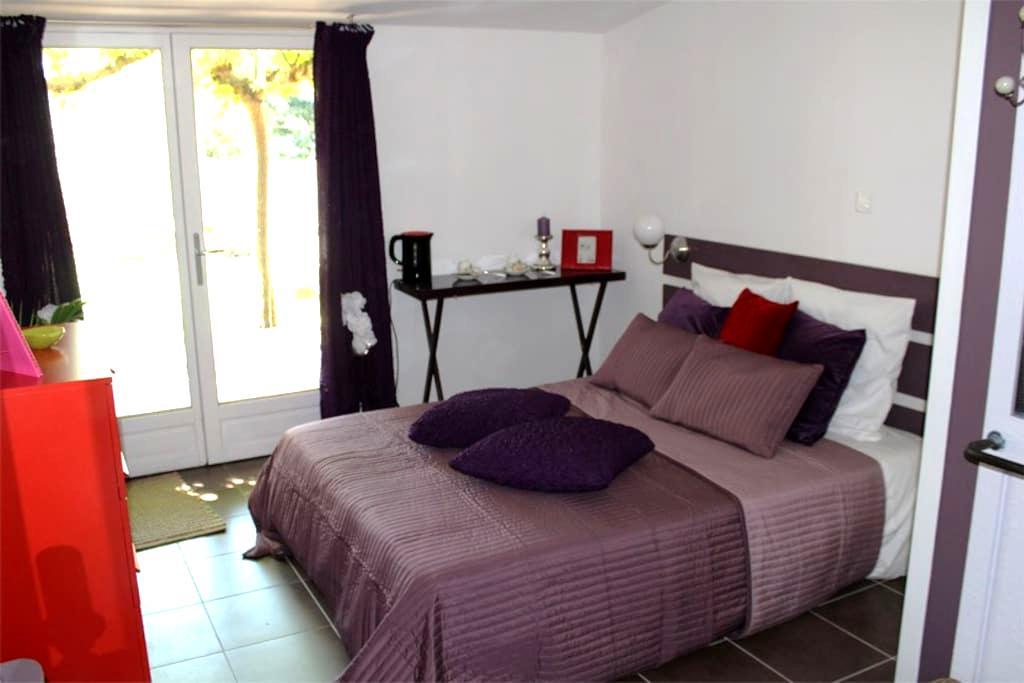 Chambre d'hôte pour un couple - Lacanau - Bed & Breakfast