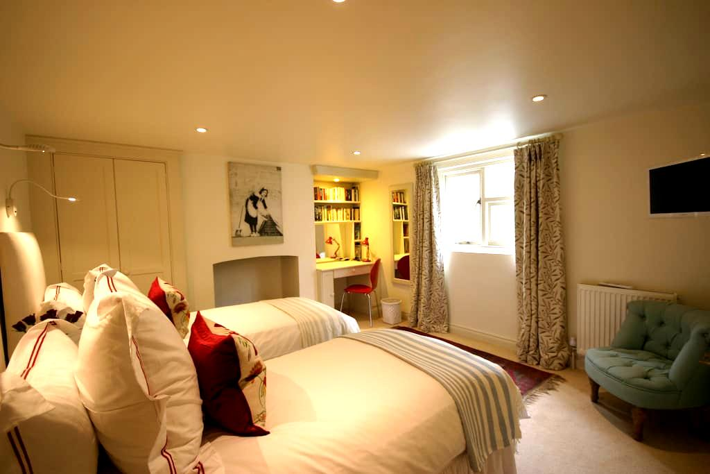 Modern room in centre of city - Cambridge - Bed & Breakfast