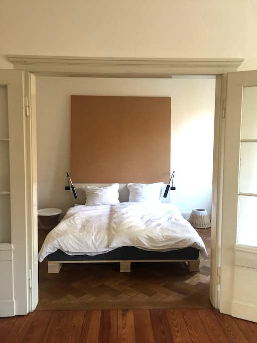 Schöne Altbauwohnung 1 - Karlsruhe - Lägenhet