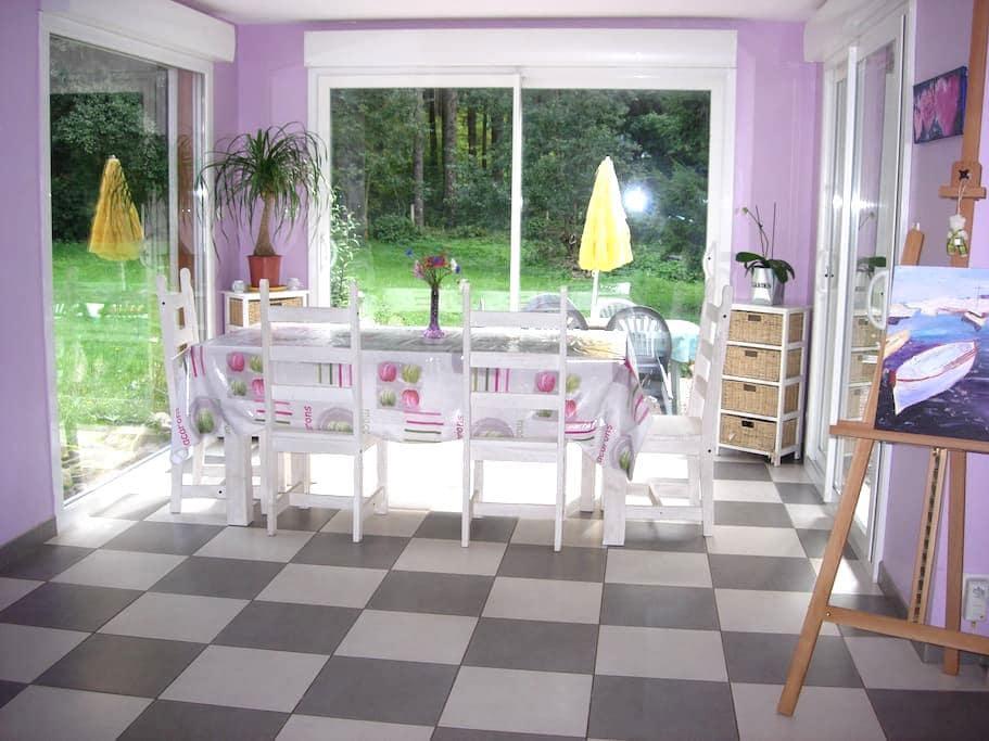 Jolie maison neuve ossature bois - Gérardmer - 단독주택