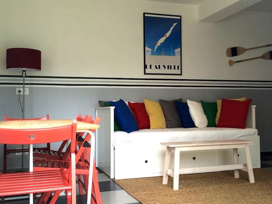 Maison coquette et confortable proche de Giverny - Criquebeuf-sur-Seine - Casa