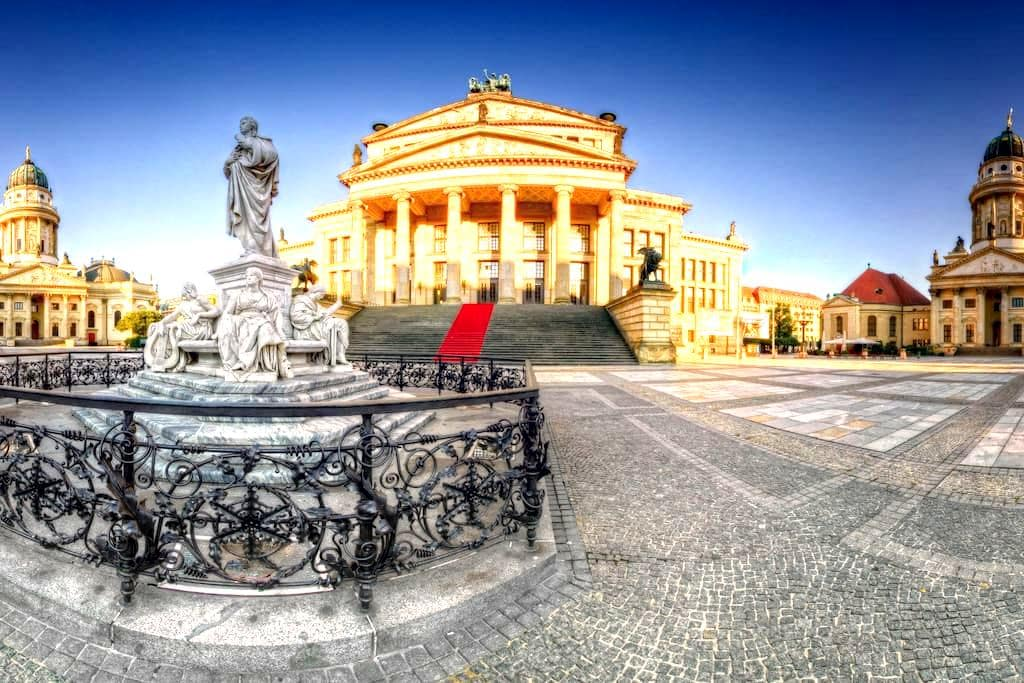 easy stayin in the center of Berlin - Berlin - Wohnung
