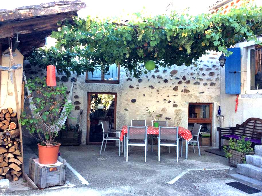 La Grange - Lavilledieu - Haus