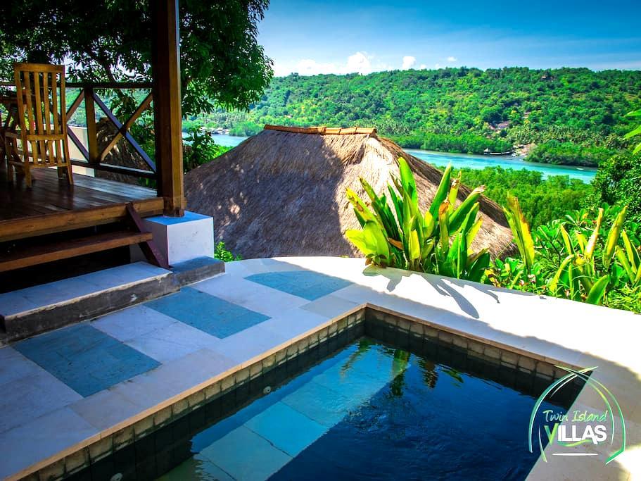 One Bed Villa, Plunge Pool - Cinta - Nusa Lembongan - Villa
