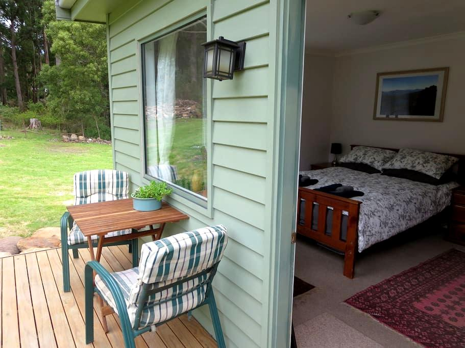 Mountainside studio close to walking  trails. - South Hobart
