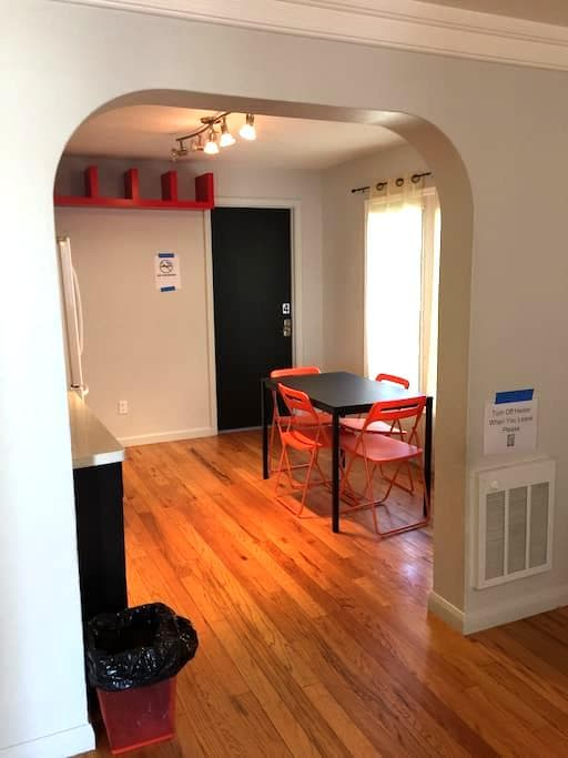 1 bed/1 livingRM/1bath (airport) - San Bruno - Apartment