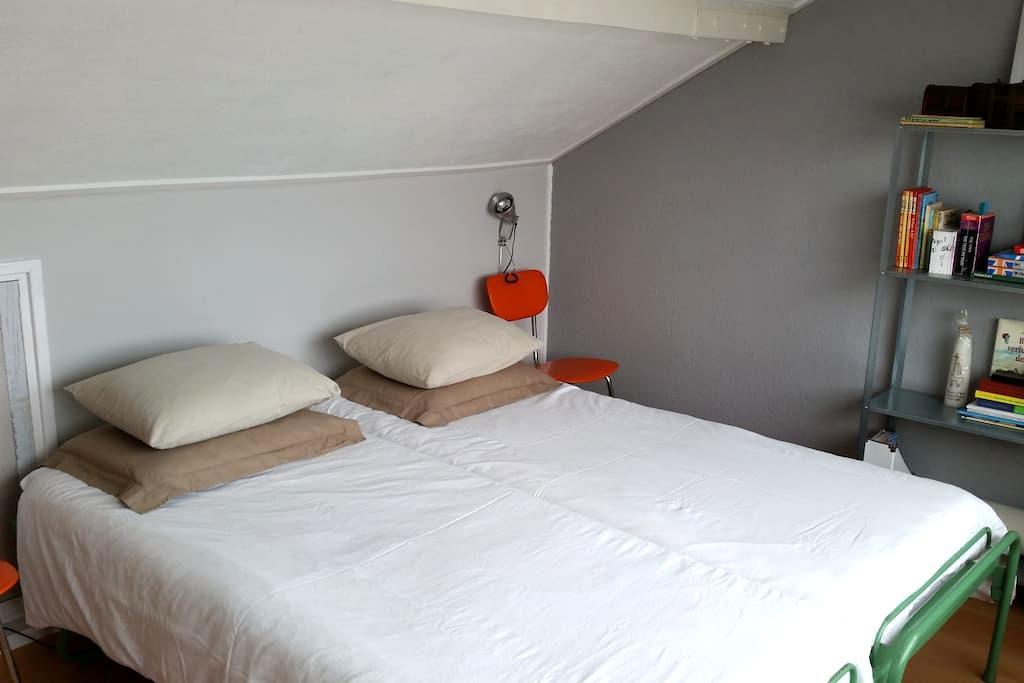 gezellige zolderkamer - Assen - Casa