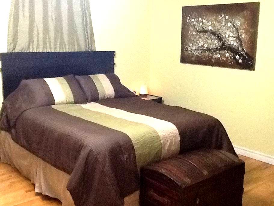 Ensuite Room - Hamilton - Rumah