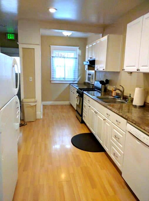 Midtown family-friendly apartment - Coeur d'Alene