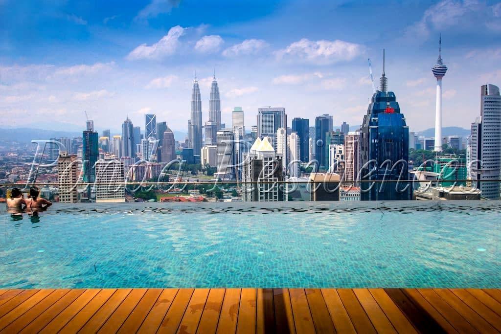 Cozy & Affordable Studio #8 KLCC 3Mins Train/Mall! - Kuala Lumpur - Apartment
