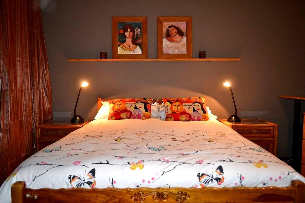 MoonRest: MiDiMoon selfcatering studio apartment - Bloemfontein - Daire