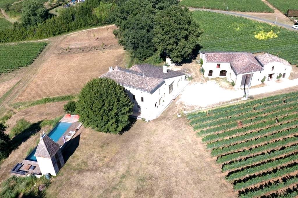 Annexe du Comptoir de Genès - Saint-Genès-de-Castillon - House