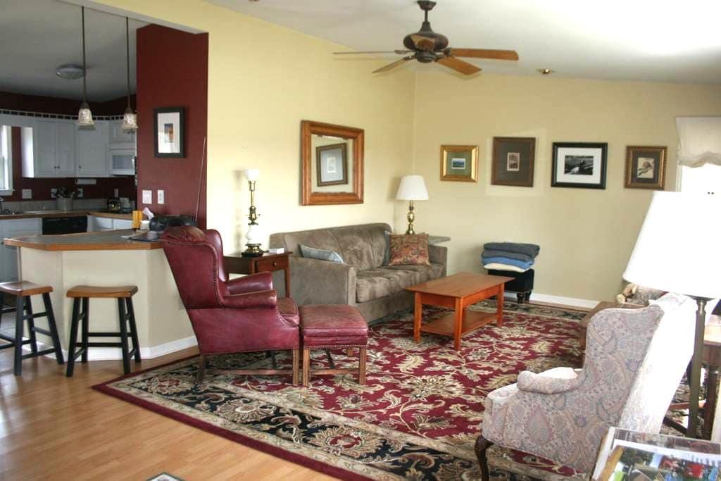 Drennen Ridge Farm Guest House - Marlinton - Casa