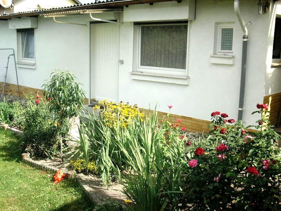 Gemütliches Ferienhaus bei Winklers - Einhausen - Huis