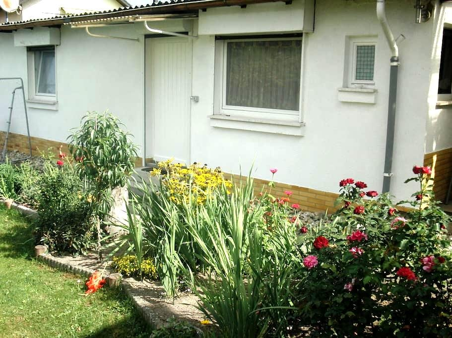 Gemütliches Ferienhaus bei Winklers - Einhausen - Casa