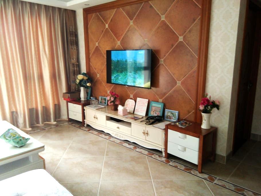 松兰山3室海景公寓 - Ningbo