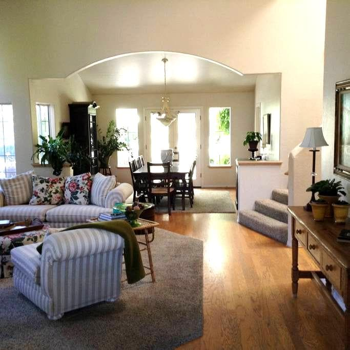 Spacious Wine Country and Beach Home - Arroyo Grande - Σπίτι