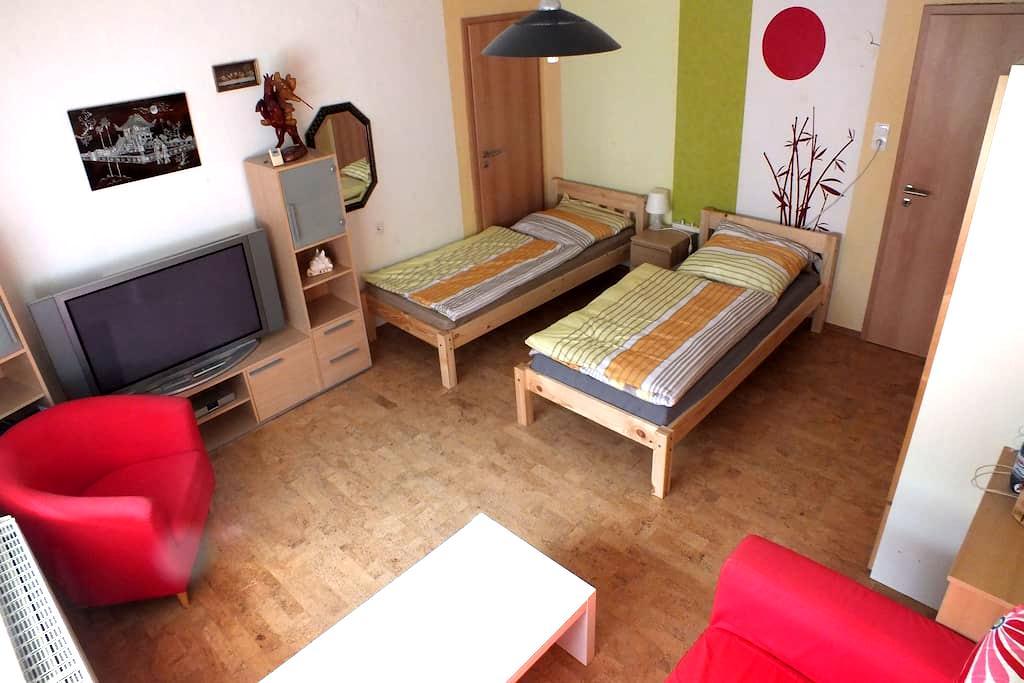 Zimmer 2 in Kassel Bettenhausen / Eichwald - Kassel - Dom
