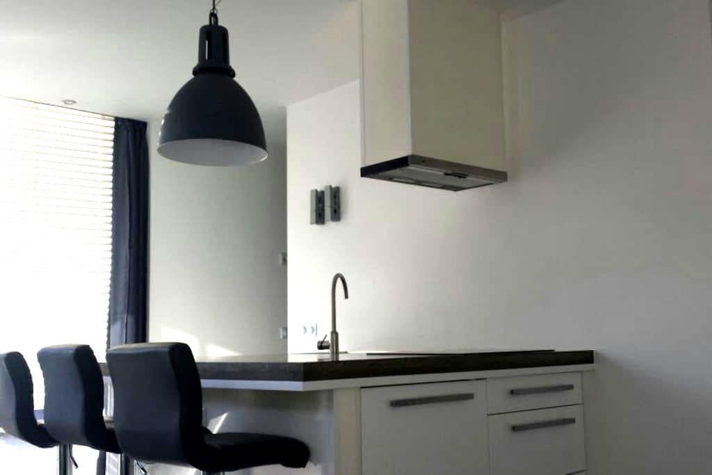 Modern ap, groundfl Bikes included! - Haarlem - Apartment